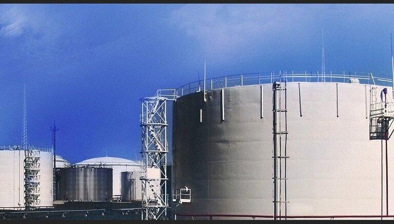 ''Ventspils nafta' termināls' zaudējumi pērn sasnieguši 43,804 miljonus eiro