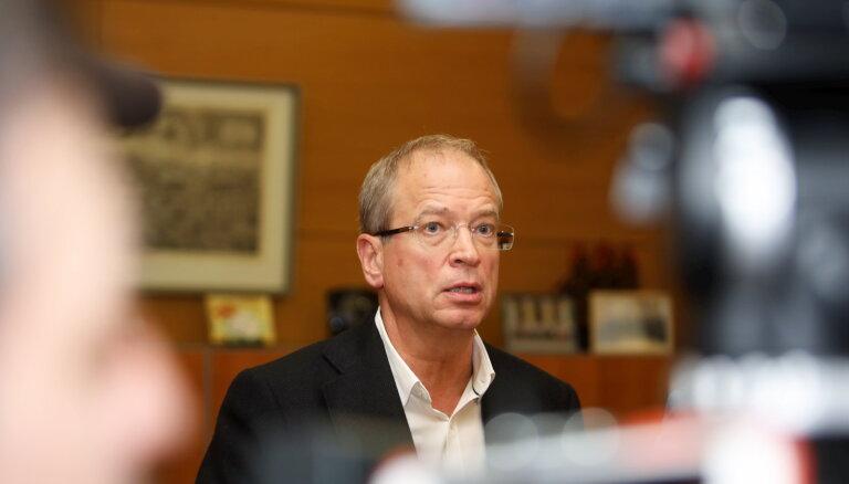 KNAB nesaskata pārkāpumu, Amerika dēla firmai nodrošinot Rīgas brīvostas mājaslapas uzturēšanu