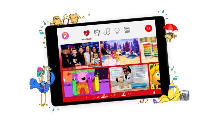 Bērniem draudzīgā lietotne 'YouTube Kids' tagad pieejama arī Latvijā