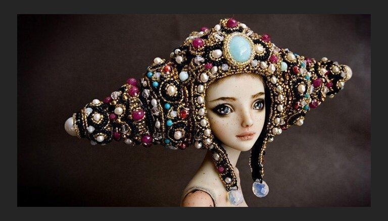 Слишком живые: фарфоровые куклы, которые создает русская художница
