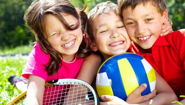 Ziedoņdārzā un Uzvaras parkā norisināsies Ģimenes sporta diena
