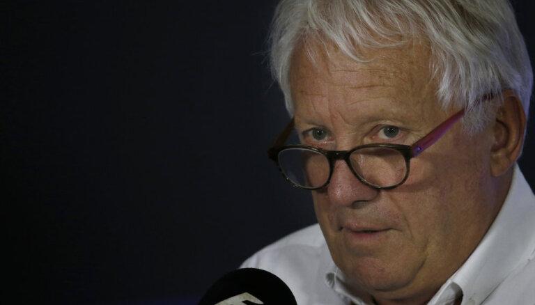 Jaunās F-1 sezonas priekšvakarā negaidīti miris sacīkšu direktors Vaitings