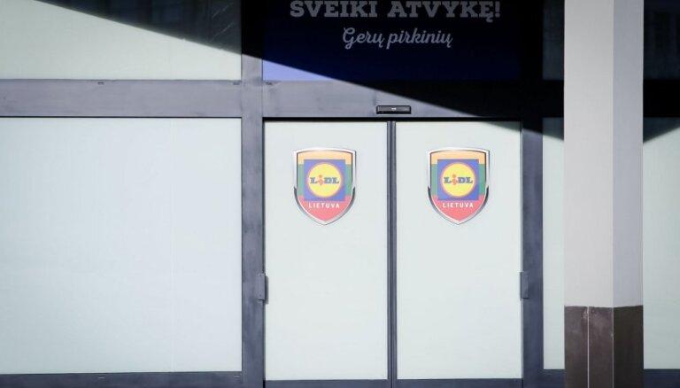 Розничная сеть Lidl наконец объявила дату открытия первых магазинов в Балтии