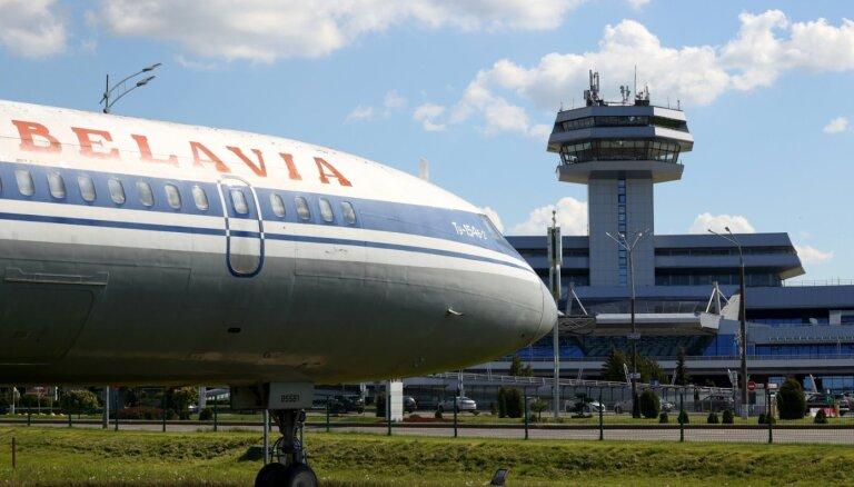 Pazudis Minskas dispečers, kurš nosēdināja lidmašīnu ar Protaseviču