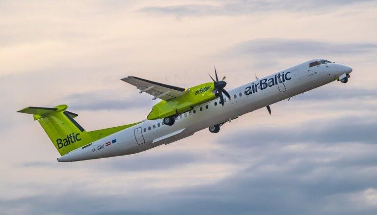 airBaltic выполнит новые специальные рейсы из Амстердама и Франкфурта