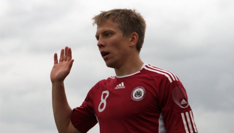 Cauņa pievienojas FK 'Jelgava' un cer atgriezties laukumā