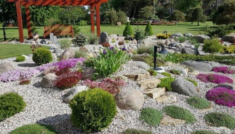 Iedvesmas deva: Krāšņākie un skaistākie dārzi Igaunijā