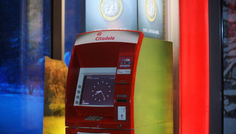 Bankas 'Citadele' bankomātos informācija būs pieejama arī latgaliešu dialektā