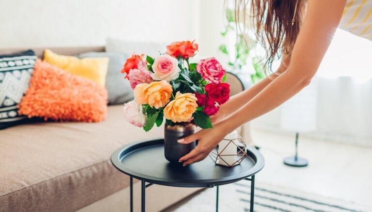 Astoņas idejas, kā dzīvesvietu padarīt mājīgāku