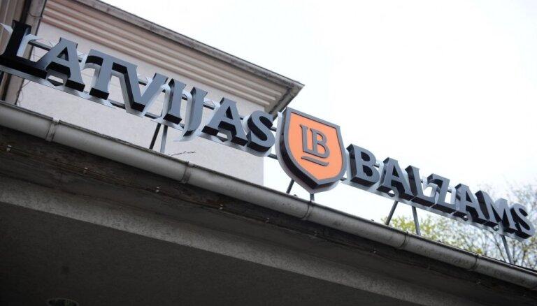 Правительство предоставит Latvijas balzams налоговую скидку на 4,24 млн евро