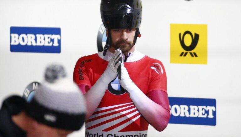 2018. gada Eiropas čempionātu bobslejā un skeletonā uztic Insbrukai