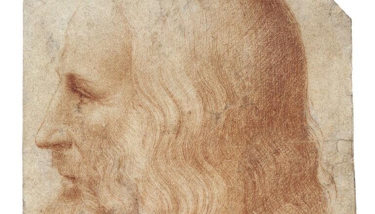 Набросок Леонардо да Винчи продали на аукционе за рекордные $12,2 млн