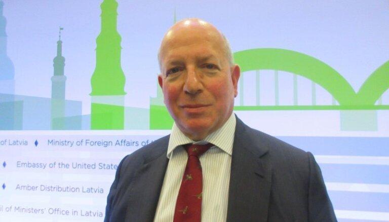 """Британский эксперт в Риге: """"В Латгалию Путин не пойдет, а диверсии возможны"""""""