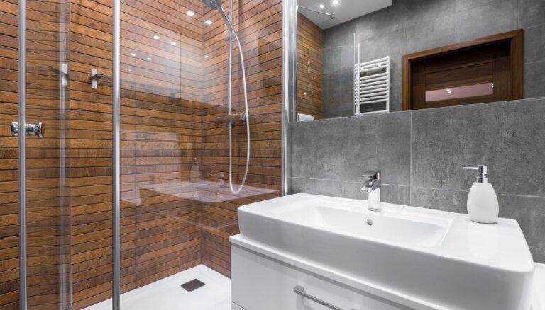 Maza un kompakta vannasistaba: seši ieteikumi telpas iekārtošanai
