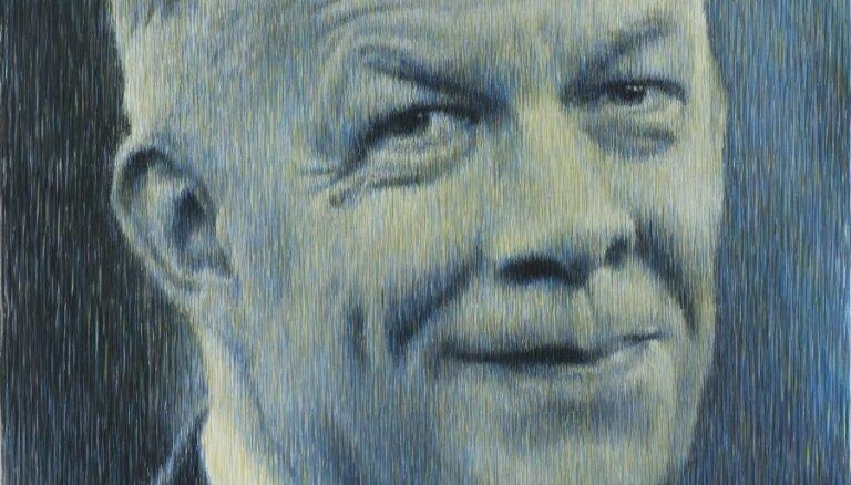 Publiskai apskatei izstādīs prezidentu portretus un Purvīša gleznas
