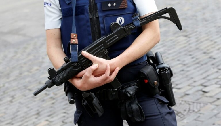В Бельгии задержаны двое подозреваемых в подготовке теракта