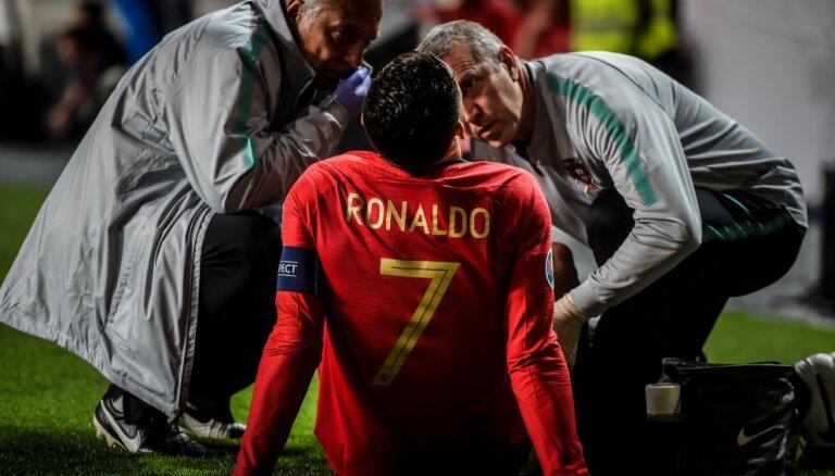ЕВРО-2020: Украина с трудом победила Люксембург, Португалия лишилась Роналду