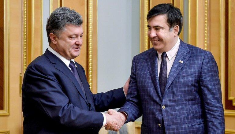 Украинское правительство может возглавить Михаил Саакашвили