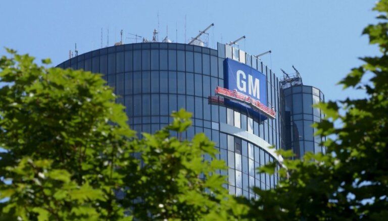 GM приостанавливает работу четырех заводов из-за землетрясения в Японии