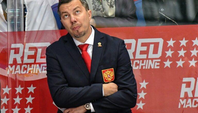 Хоккеисты сборной России впервые проиграли пять матчей подряд в рамках Евротура