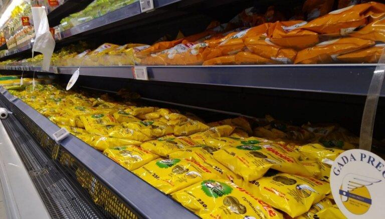 Foto: Noskaidrotas gada pārtikas preces