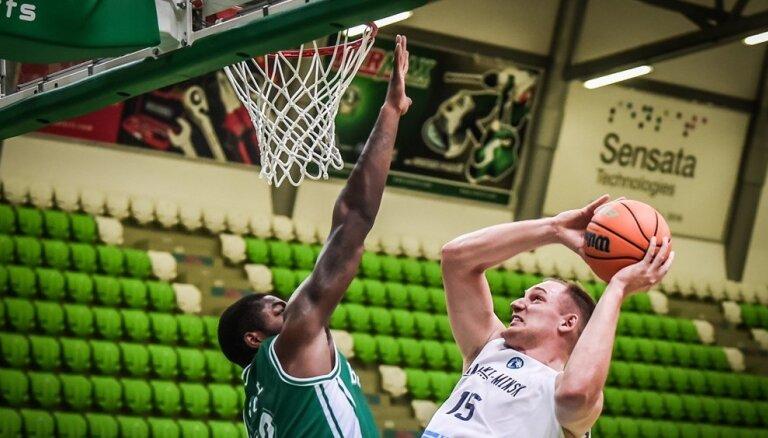 FIBA Čempionu līga: Leimanis un Čavars kopā iemet desmit punktus 'Cmoku' uzvarā