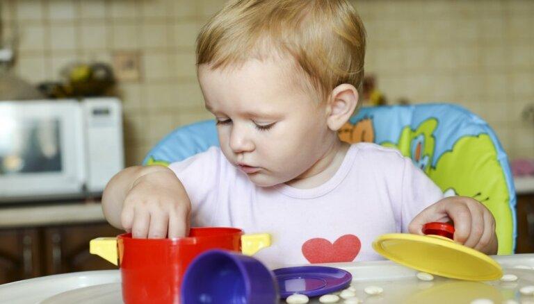 Montesori metode – nav absolūta brīvība, bet bērns iesaistās noteikumu veidošanā