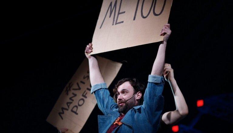 Nacionālais teātris atsakās no 'Žurkas', jo 'ņirgāties par savu valsti, prezidentu vai teātri nav gaumīgi'