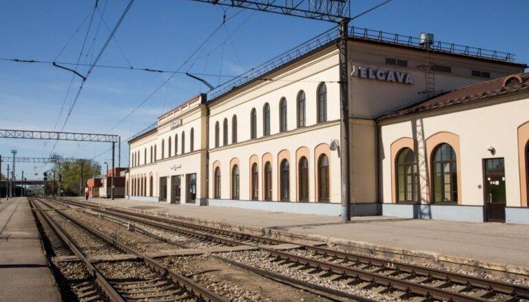 Железнодорожная линия Рига — Елгава отмечает свой 150-летний юбилей