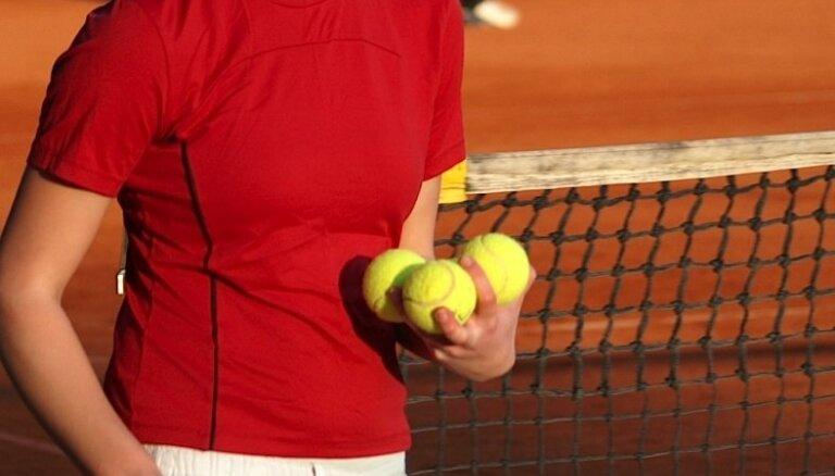 Tenisists Lībietis izcīna pirmo vienspēļu titulu karjerā