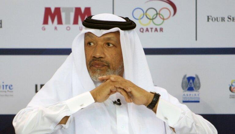 Bin Hamams apstrīdēs FIFA diskvalifikāciju