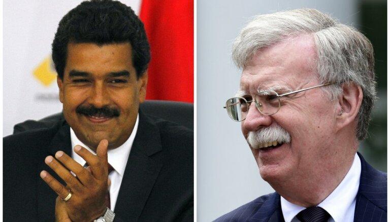 США вводят санкции против Кубы, Венесуэлы и Никарагуа
