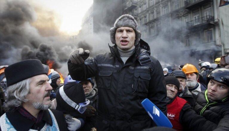 Виталий Кличко отказался от вида на жительство в Германии