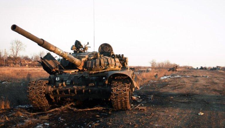 Donbasā krituši trīs Ukrainas karavīri