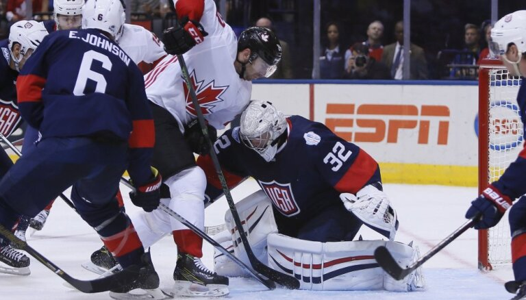 NHL atsakās no Pasaules kausa turnīra 2020. gadā
