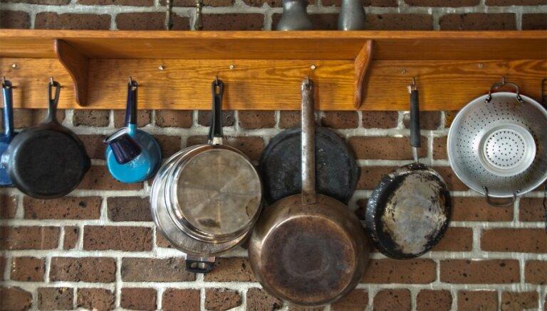 Aicina ziedot traukus un virtuves piederumus, sniedzot atbalstu Latvijas ģimenēm