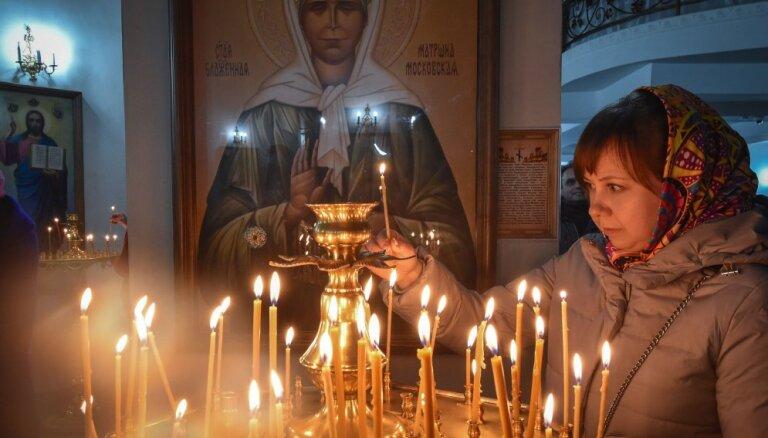 Православные и староверы всего мира отмечают Рождество