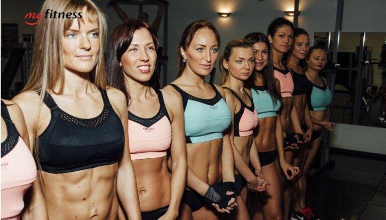 """ФОТО:""""Мисс Бикини Фитнес 2015"""" — первые тренировки, индивидуальные диеты, фотосессии"""