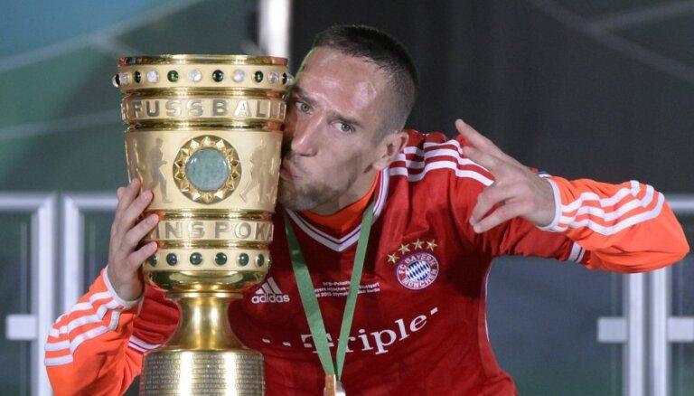 Назван лучший футболист Европы сезона-12/13 — и это не Месси