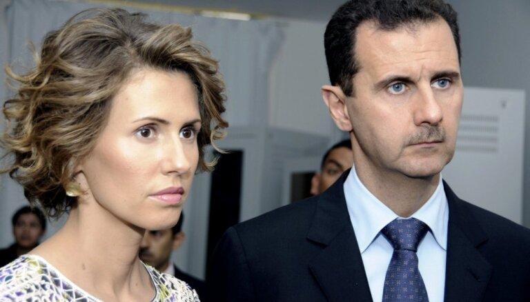 Супруге Асада удалили раковую опухоль на груди