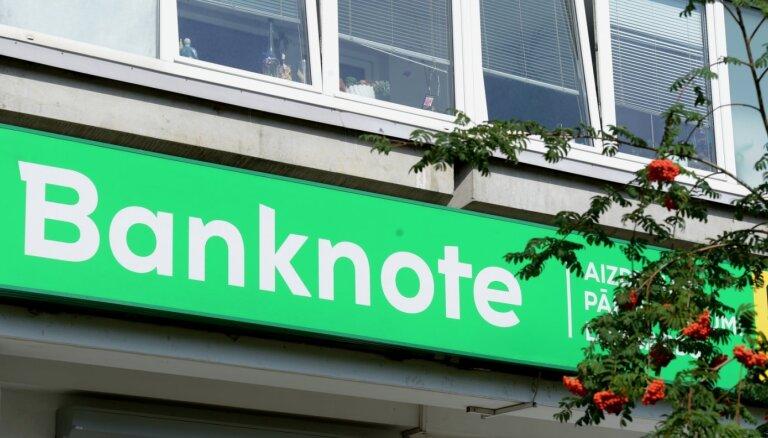 Владелец ломбардов Banknote разместит акции на бирже Nasdaq Riga