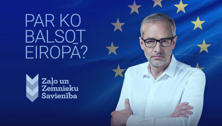 ВИДЕО. Европа: за кого голосовать? В студии - Союз зеленых и крестьян