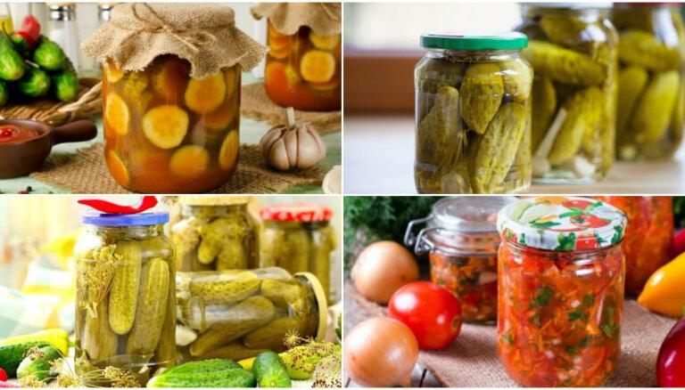 Bez pasterizēšanas un liekām pūlēm: 17 gurķu versijas ziemas krājumiem