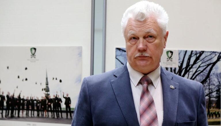Турлайс признает возможность внеочередных выборов в Рижскую думу
