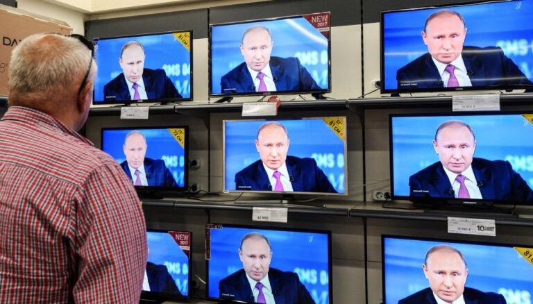 СМИ России: повод для новых санкций Запада и что происходит с рейтингом Путина