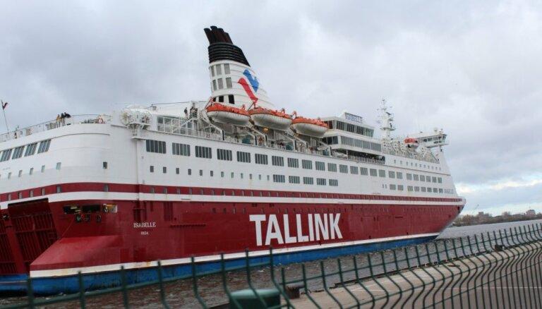 Паромы Tallink перевезла рекордное число пассажиров