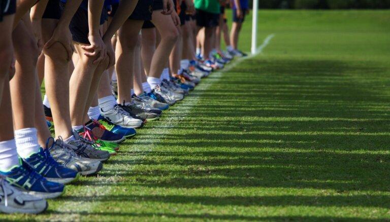 Fizioterapeits: fizisko aktivitāšu ilgumam jāatbilst bērna vecumam