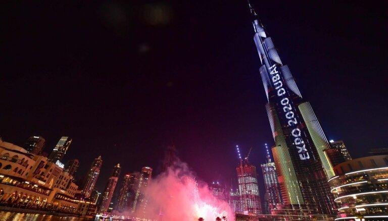 Inga Ulmane: Uz Dubaiju – ar vistrakākajām idejām