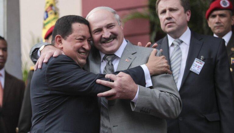 Беларусь, Куба и Иран объявили траур после смерти Чавеса