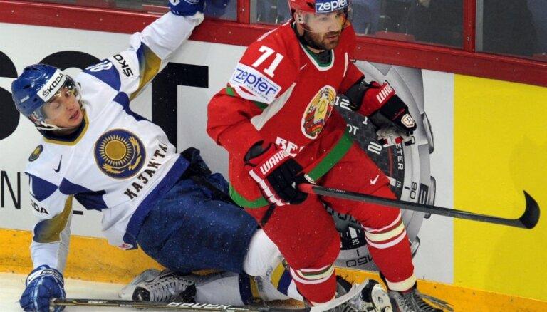 Беларусь и Казахстан не пробились на олимпийский хоккейный турнир